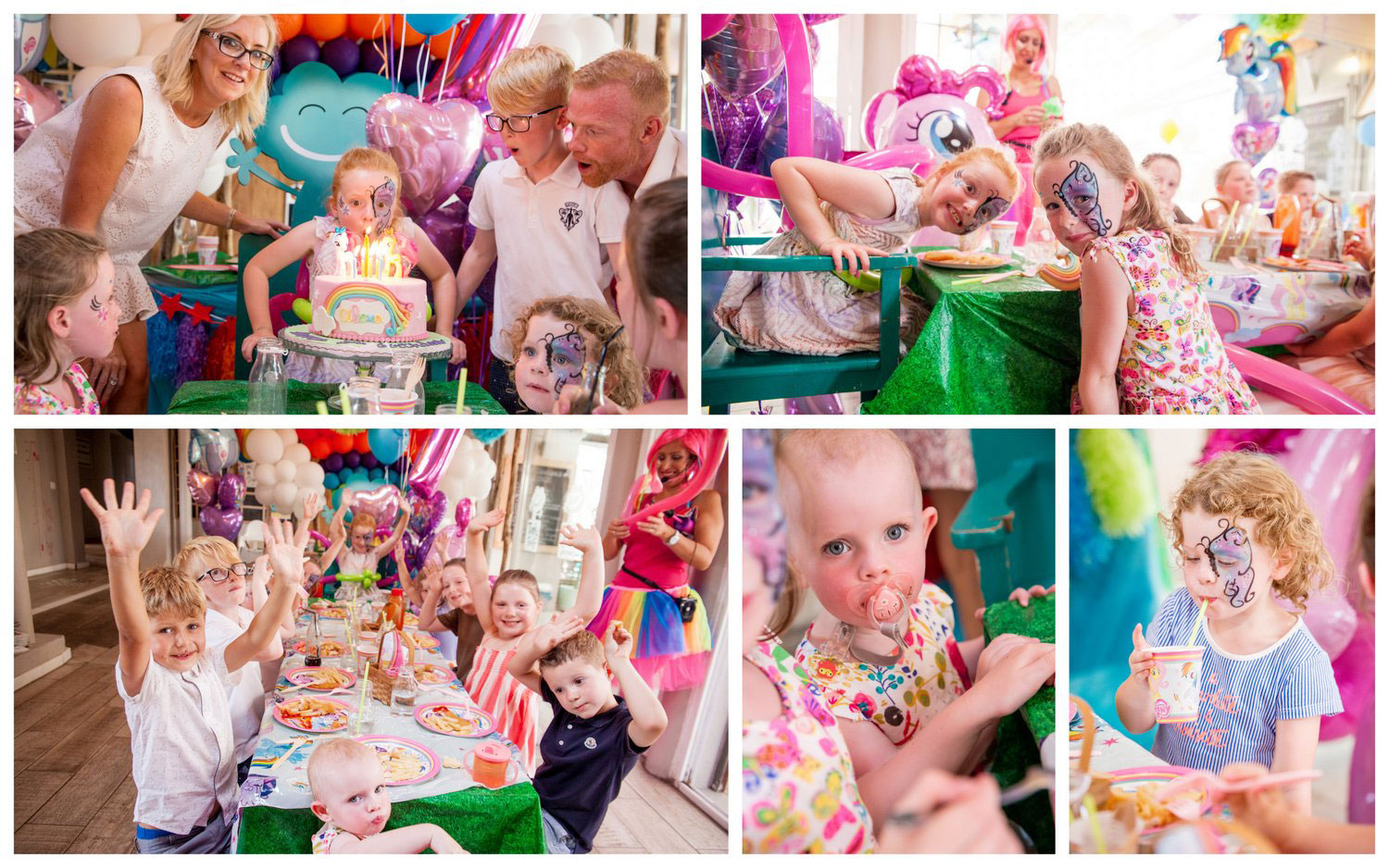 birthday party photography marbella