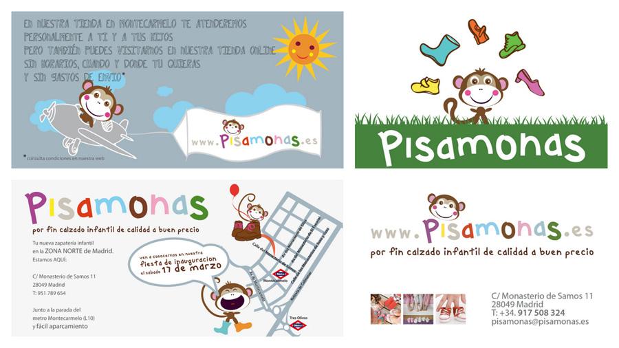 pisamonas online shoe zapateria infantil