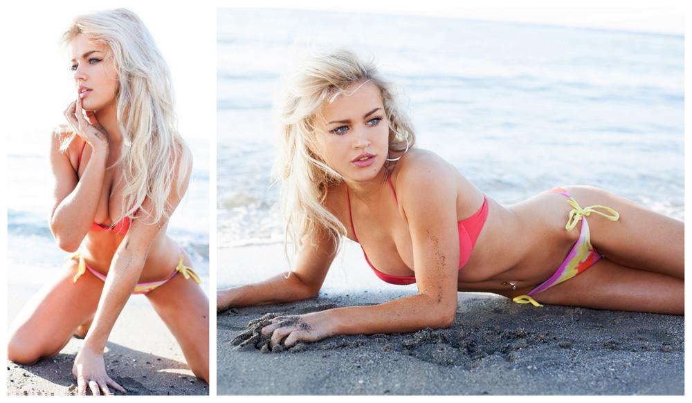 Rosie mac target models marbella