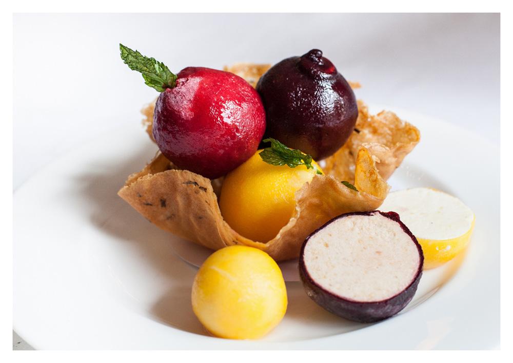 Food Photography Finca Cortesin El Jardin
