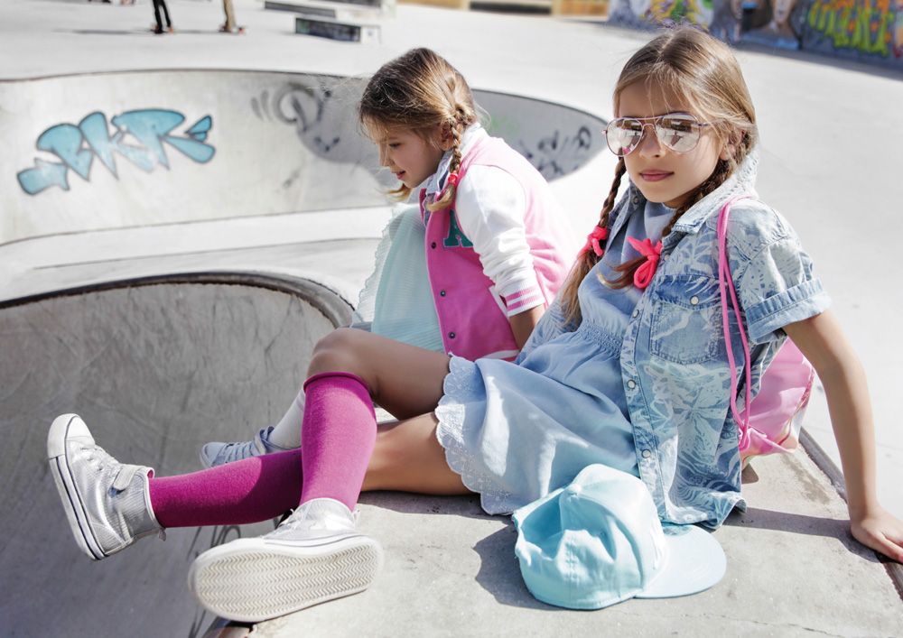 fashion photography kids marbella