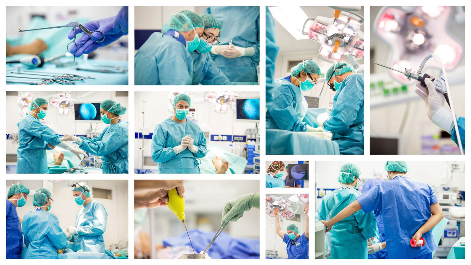 photography marbella hospital corporate images cenyt