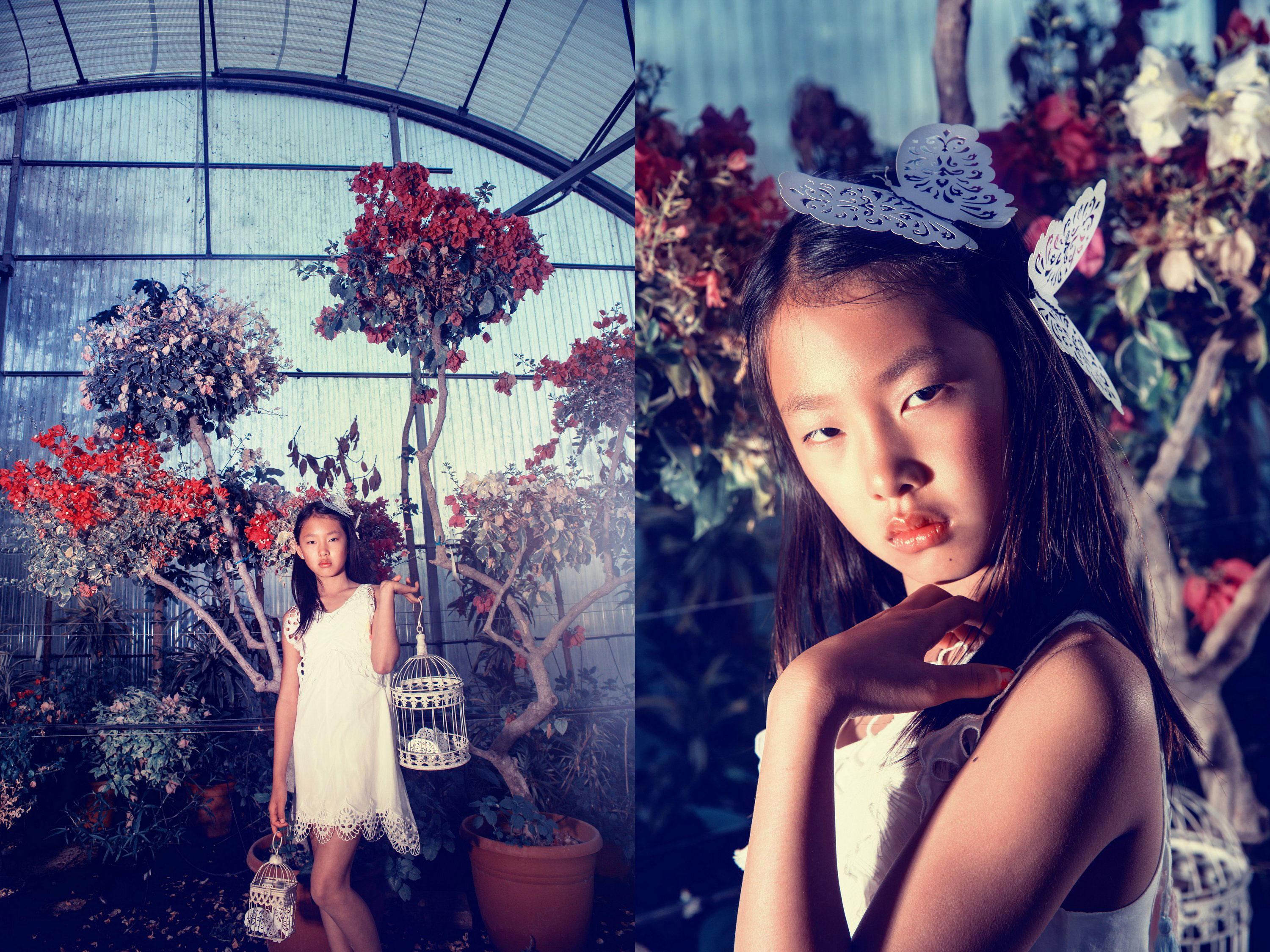 Editorial Luna Magazine Photography Marbella Kids Wedding Fashion